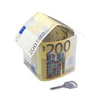 Avansul minim pentru credite ipotecare in euro a fost ridicat la 25%