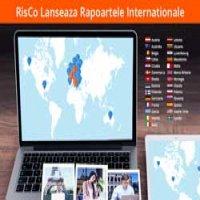 "RisCo.ro lanseaza serviciul ""Rapoarte Internationale"""