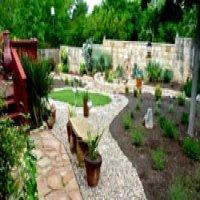 Piatra naturală în amenajarea grădinilor