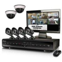 DVR cu functii complete pentru siguranta ta